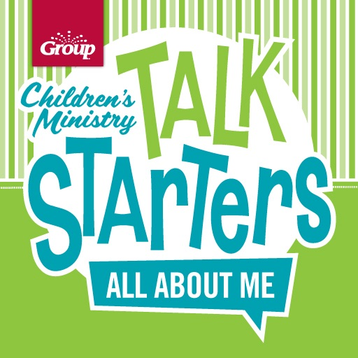 Children's Ministry Talk Starters: All About Me iOS App