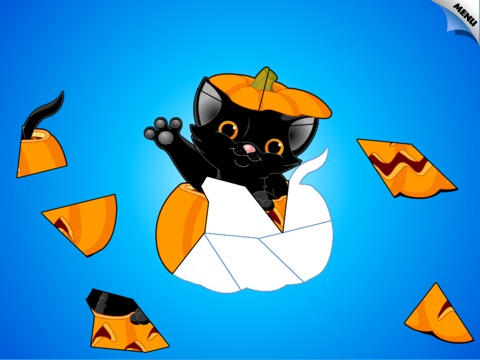 Abby Monkey®: Halloween Puzzle for Toddlers and Preschool Explorers screenshot 2