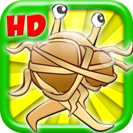 A Monster Meatballs Rush HD- Fruit Dash Shooter Edition FREE !