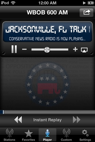 Conservative News Radio screenshot 2