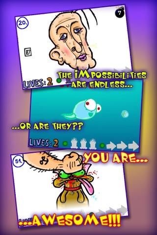 The Impossible Quiz 2 screenshot1