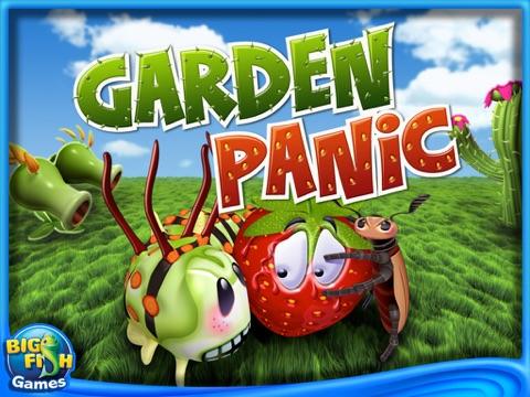 Screenshot #1 for Garden Panic HD (Full)