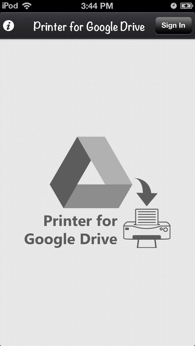 Printer for Google Drive Скриншоты3
