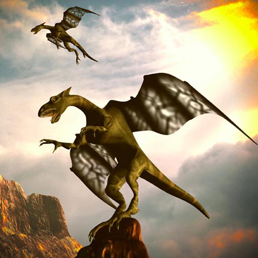 Dragons Vs Aircrafts