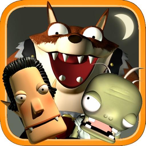 会说话的怪物Talking Trio: Monsters