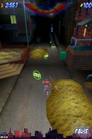 Screenshot of Guardie e Ladri: Modalità Guardia4