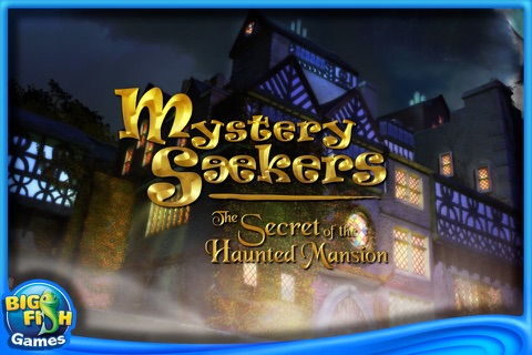 Mystery Seekers: The Secret of the Haunted Mansion (Full) screenshot 1