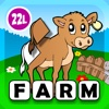 Abby Shape Puzzle – Baby Farm Animals and Insect