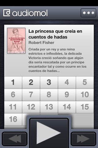 Captura de pantalla del iPhone 4