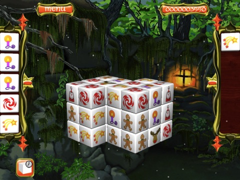 Fairy Cubes Christmas Edition HD screenshot 2