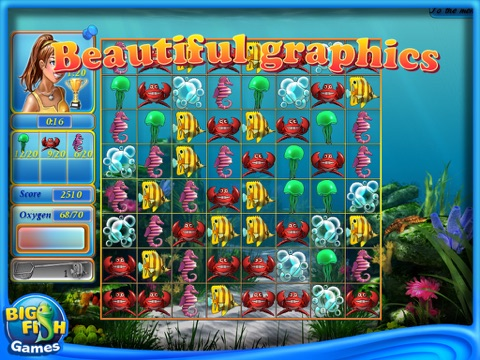 Tropical Fish Shop: Annabel's Adventure HD screenshot 3