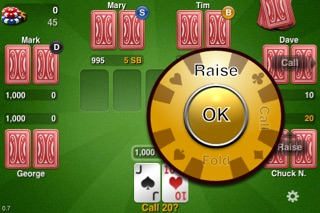 THTouch - Texas Holdem Poker screenshot three