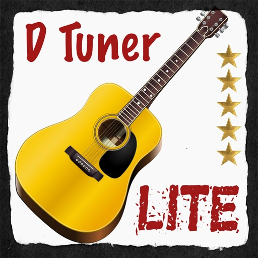 acoustic guitar tuner d tuner lite by pedro daniel macalupu cumpen. Black Bedroom Furniture Sets. Home Design Ideas