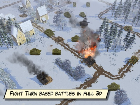 Battle Academy Screenshot