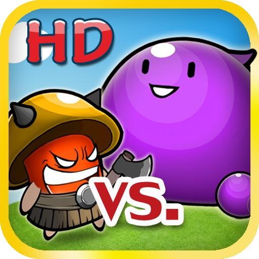 Slime vs. Mushroom HD【翻版植物大战僵尸】