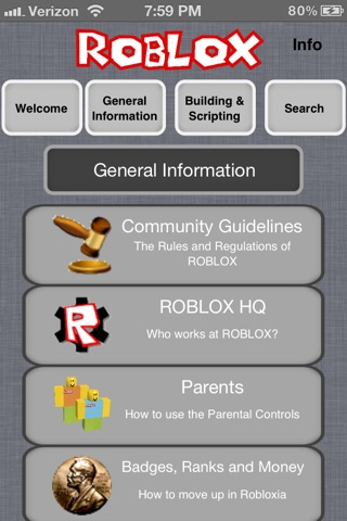 Roblox how to change controls