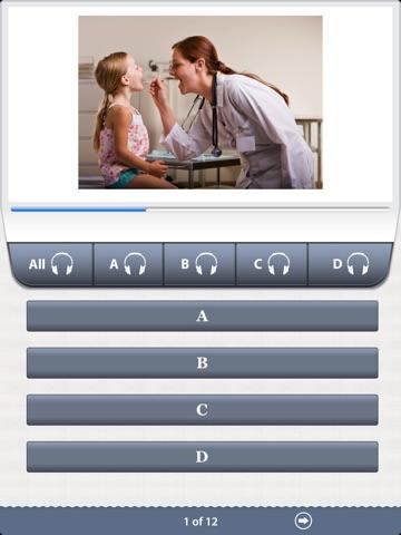 TOEIC Listening : Photographs Lite Screenshot