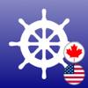 Charts&Tides (US&Canada West)