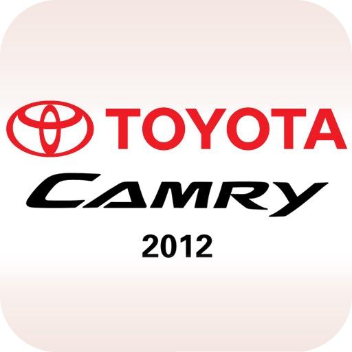 Toyota Camry – ALJ iOS App