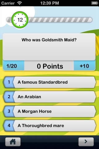 Absolute Horse Quiz Game: facts and trivia questions for fans to test your knowledge about horses screenshot 1