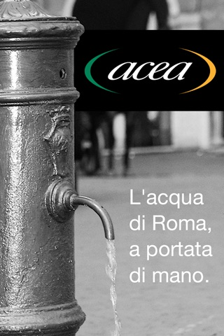 Acea - Acqua a Roma screenshot 1