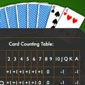 Handheld Blackjack Card Counting Trainer icon