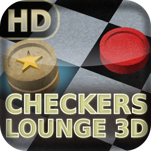 Checkers Lounge 3D iOS App