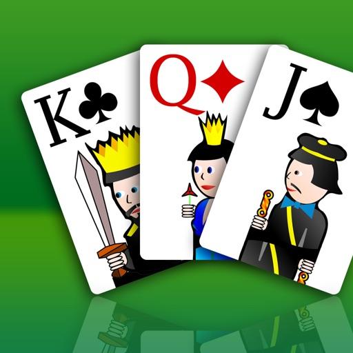 接龍(紙牌遊戲) iPad 2014 - 克朗代克 - 最佳的纸牌游戏一样在Windows上(最好为扑克)