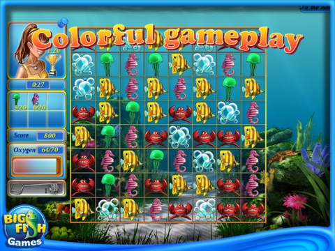 Tropical Fish Shop: Annabel's Adventure HD screenshot 2