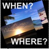 When & Where - Find out when and where you took that photo