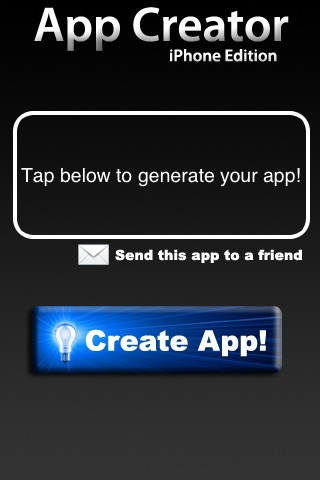 App Creator screenshot 1