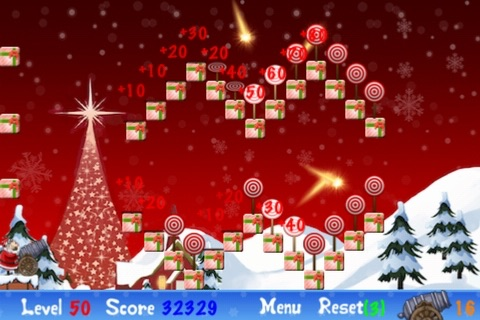 Bounce Bullet Xmas Edition screenshot 3