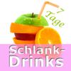 Schlank-Drinks - Abnehmen mit der 7-Tage-Diät