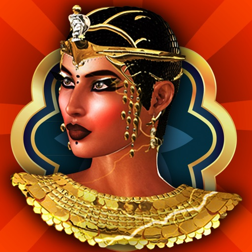 Egyptian Goddess of Sky Slots Free - Arcade Casino Presents a Vegas Style Slot Machine Game For Your Entertainment! iOS App