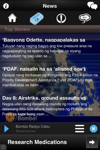 Bombo Cebu screenshot 2