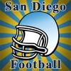 San Diego football Fan App
