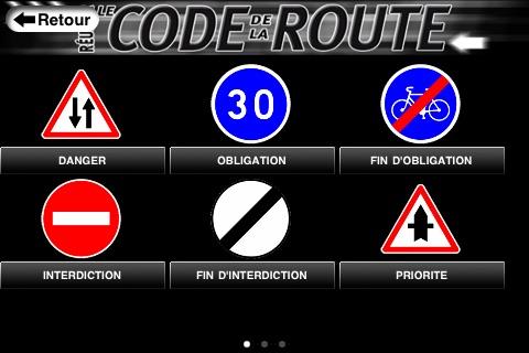 Réussir le Code de la Route CLASSIC screenshot 4