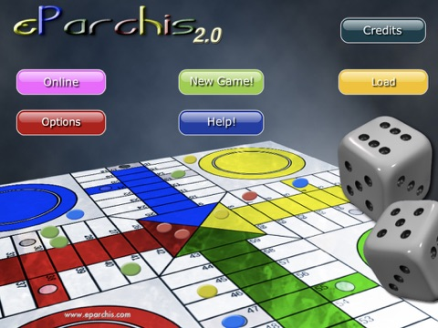 eParchis screenshot 2