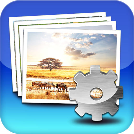 Batch Photo Editor - Watermark, Resize and Effects