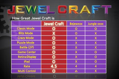 Jewel Craft Screenshot