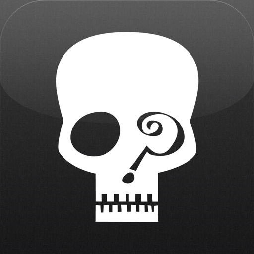 Celebrity Skulls iOS App