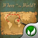 Where in the World? FREE icon