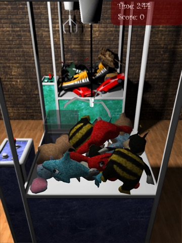 Arcade Claw HD screenshot 3