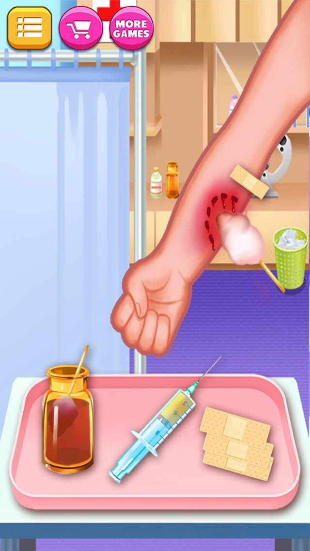 download Juego Médico Monstruo 2 - GRATIS para los niños, las niñas y chicas apps 0