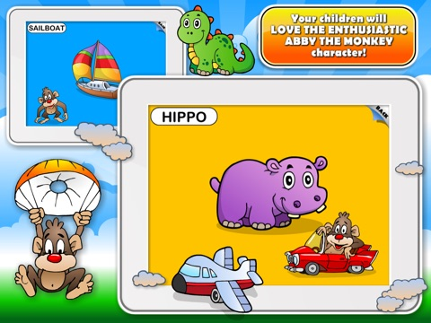 Puzzle Toddler Preschool! screenshot 1