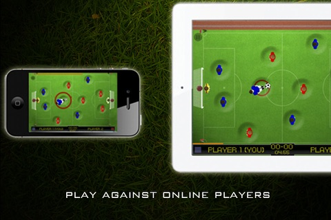 SoccerArena screenshot 1