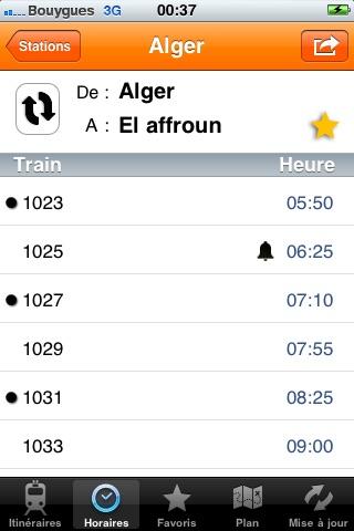 DZ TransportCapture d'écran de 4