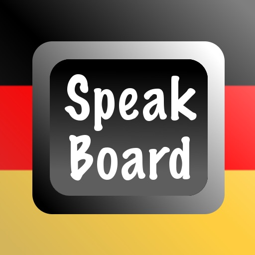 German Speak Board【快速学德语】