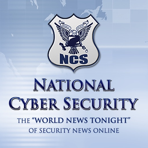 National Cyber Security for iPhone and iPad iOS App
