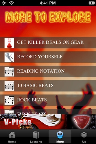 Drum Lessons screenshot 4